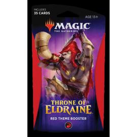 Theme Booster Throne of Eldraine - Czerwony [PRZEDSPRZEDAŻ]