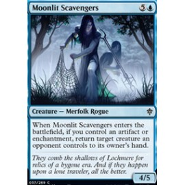 Moonlit Scavengers