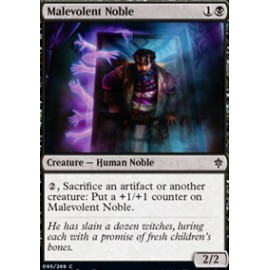 Malevolent Noble
