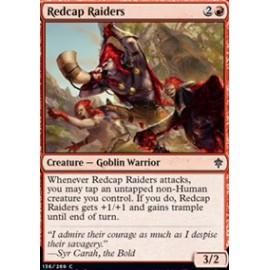 Redcap Raiders