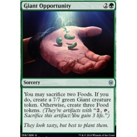 Giant Opportunity