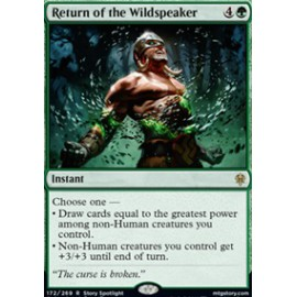 Return of the Wildspeaker