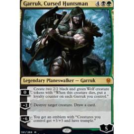 Garruk, Cursed Huntsman