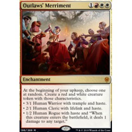 Outlaws' Merriment