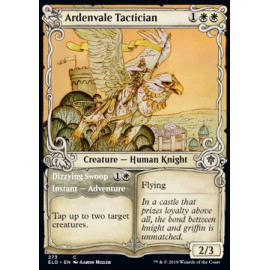 Ardenvale Tactician FOIL (SHOWCASE)