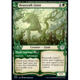 Beanstalk Giant FOIL (SHOWCASE)