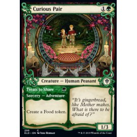 Curious Pair FOIL (SHOWCASE)