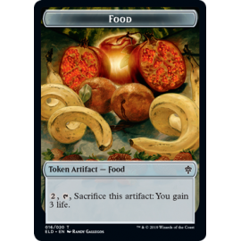 Food Token 016 - ELD