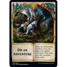 On a Adventure Token 020 - ELD