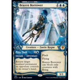Brazen Borrower (SHOWCASE)