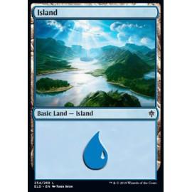 Island ELD FOIL 254