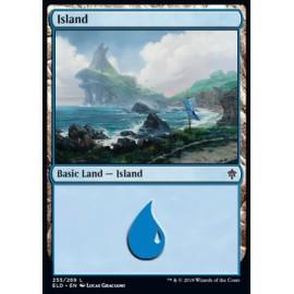 Island ELD FOIL 255