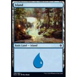Island ELD FOIL 256