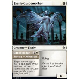 Faerie Guidemother FOIL