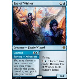 Fae of Wishes FOIL