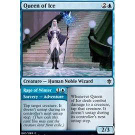 Queen of Ice FOIL