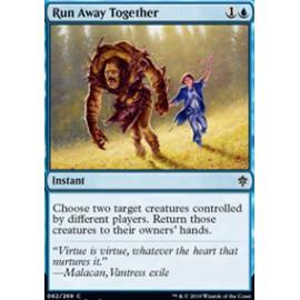 Run Away Together FOIL