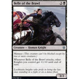 Belle of the Brawl FOIL
