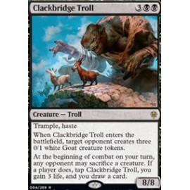 Clackbridge Troll FOIL