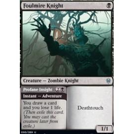Foulmire Knight FOIL