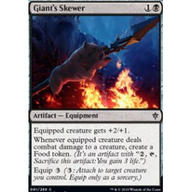 Giant's Skewer FOIL