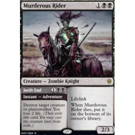 Murderous Rider FOIL