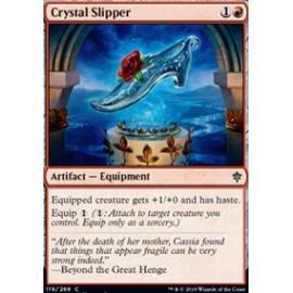 Crystal Slipper FOIL