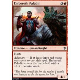 Embereth Paladin FOIL
