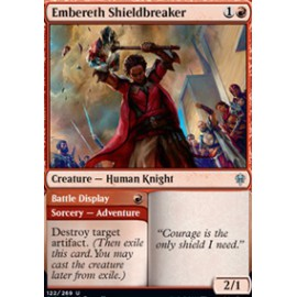 Embereth Shieldbreaker FOIL