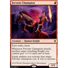 Fervent Champion FOIL