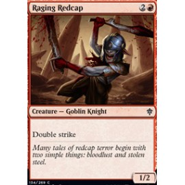 Raging Redcap FOIL