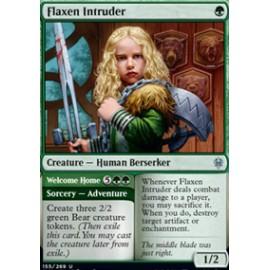 Flaxen Intruder FOIL