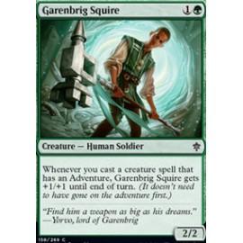 Garenbrig Squire FOIL