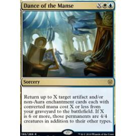 Dance of the Manse FOIL