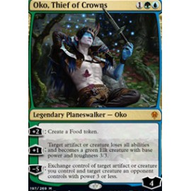 Oko, Thief of Crowns FOIL