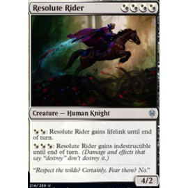 Resolute Rider FOIL