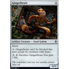 Gingerbrute FOIL