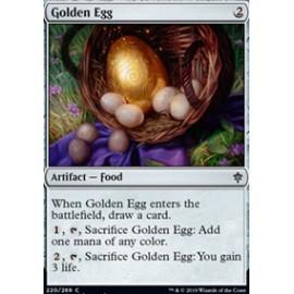 Golden Egg FOIL