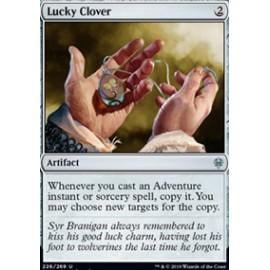 Lucky Clover FOIL