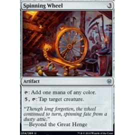 Spinning Wheel FOIL
