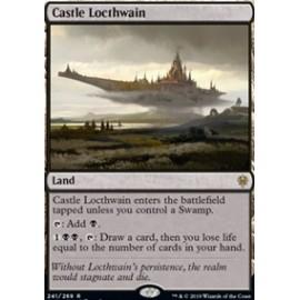 Castle Locthwain FOIL