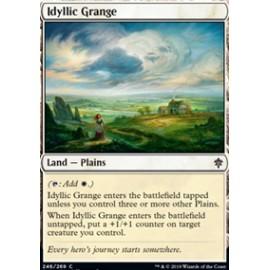 Idyllic Grange FOIL