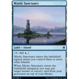Mystic Sanctuary FOIL