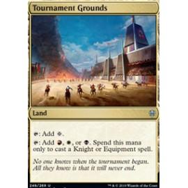 Tournament Grounds FOIL
