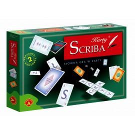 Scriba karty (Scrabble)