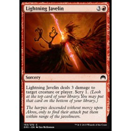 Lightning Javelin