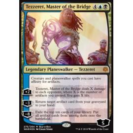 Tezzeret, Master of the Bridge PROMO BAB PROMO BAB