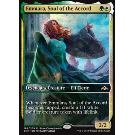 Emmara, Soul of the Accord PROMO ST CHAMPS
