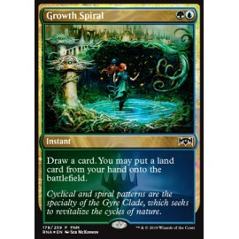 Growth Spiral PROMO FNM