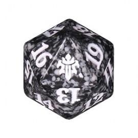 Licznik Życia K20 - Throne of Eldraine - czarny